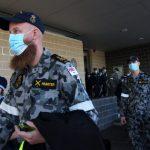 Australia refuerza las restricciones por COVID y manda al ejército a la calle