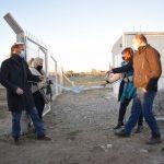 Senillosa: son 450 familias las beneficiadas con la nueva obra de agua potable