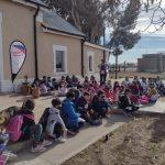 Municipalidad de Senillosa: tras meses de pandemia se reactivan las visitas escolares