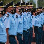 Nueva compra de uniformes para Policía por más de 100 millones de pesos