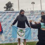 Una neuquina logró el nuevo record nacional en lanzamiento de jabalina