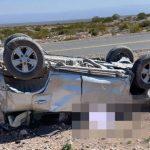 Murió importante dirigente petrolero en violento accidente de tránsito