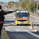 Atención: se cortará el tránsito y se modificará el recorrido de tres líneas de colectivos